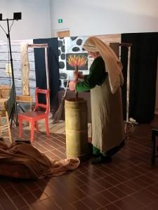 Piika Agricola-näytelmästä